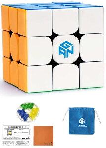 【限定P5倍 3ヶ月保証 / 正規品 / セット品 / 日本語説明書付】 GAN 354 M v2 3x3 ルービックキューブ 競技入門 知育玩具 GAN CUBE ルービックキューブ マジックキューブ