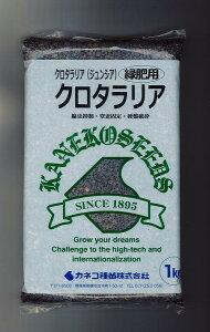【取寄商品】クロタラリア 1kg【カネコ種苗】