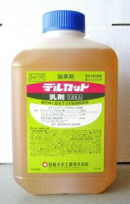 【取寄品】デルカット乳剤 1.5L
