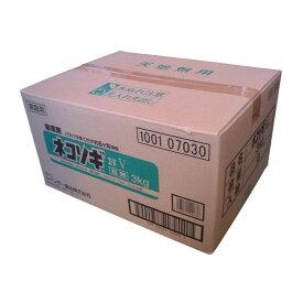 ネコソギエースV粒剤3kgx6個のケース販売