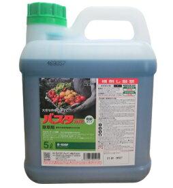 バスタ液剤 5L【有効期限24年10月】