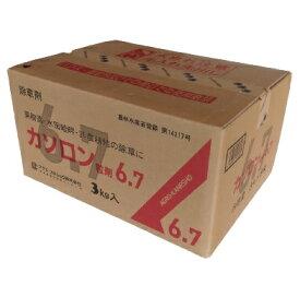 カソロン粒剤6.7%3kg×8袋のケース販売