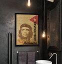 【Lot No.1〜10限定商品】チェ・ゲバラ che guevara Revolution アートポスター A3 297mm×420mm モダンデザイン