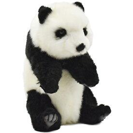 HANSA ハンサ ジャイアントパンダ 5808 ぬいぐるみ 動物 アニマル リアル おすすめ クリスマス 誕生日 プレゼント ギフト ぬい撮り かわいい 動物園