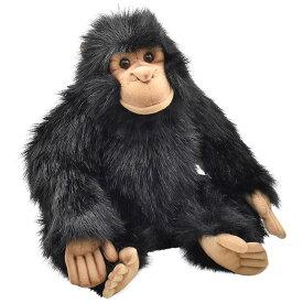 HANSA ハンサ チンパンジー サル 2306 ぬいぐるみ 動物 アニマル リアル おすすめ クリスマス 誕生日 プレゼント ギフト ぬい撮り かわいい 動物園