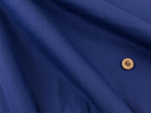 【ワンコインセール スムースニット★ロイヤルブルー】テンション中のスムースニット【1m単位】(l-576)