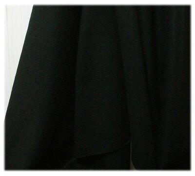【ニット生地ウール無地★ディープカラー全6色】上質のメーカー放出品テンション中のウールニット天竺【50cm単位】(p-306)