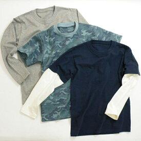 スリーウェイTシャツ型紙【メンズサイズ】ニット生地向け カット済み原寸パターン
