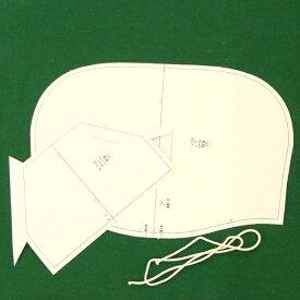 パーカーコンバートキット 型紙【メンズサイズ】ニット生地向け カット済み原寸パターン