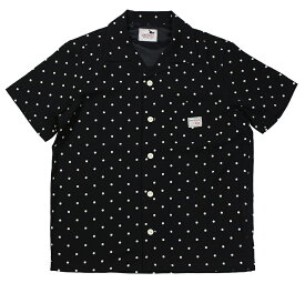 GANGSTERVILLE [-DIAMONDS - S/S SHIRTS- BLACK size.S,M,L,XL]