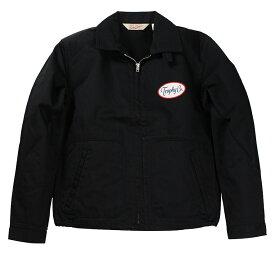 TROPHY CLOTHING [-Gas Worker Jacket- Black size.36,38,40,42]