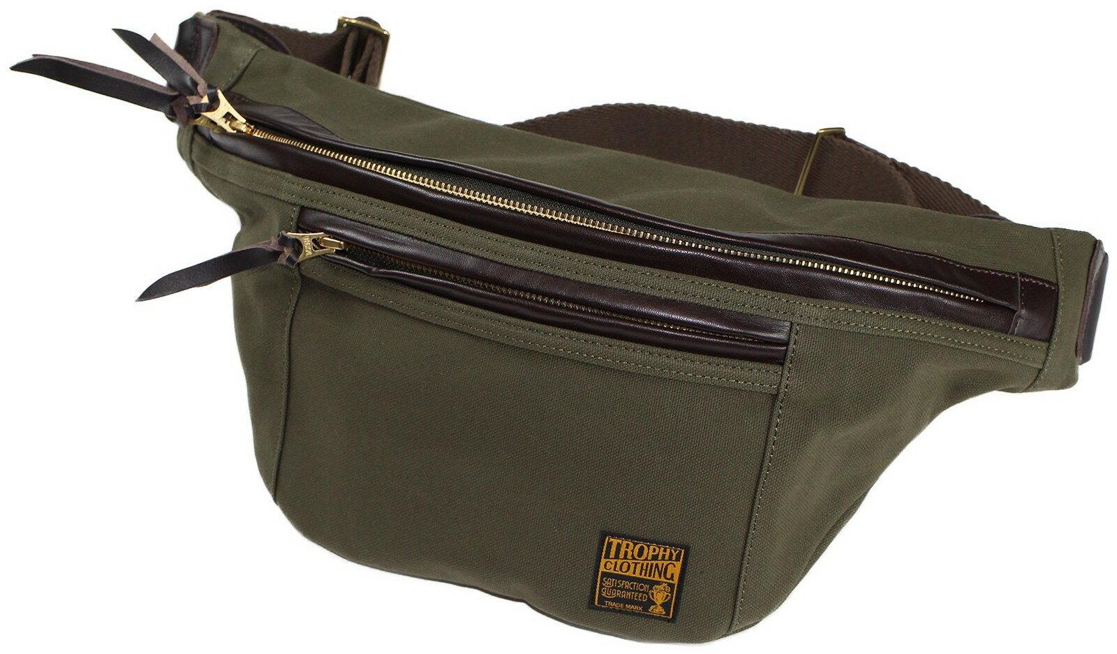 TROPHY CLOTHING [-Day Trip Bag- Olive]