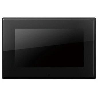 GH-DF7W-BK (2GB内蔵 7インチデジタルフォトフレーム ブラック)【グリーンハウス】