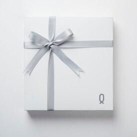 """【ギフト包装無料】Knot(ノット)""""カスタマイズギフトボックス"""" ホワイト(時計1個収納可能)【ギフト】"""