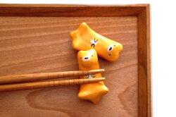 発送は郵便で!箸置きはしおきらっこ動物陶器可愛いおしゃれ食事食卓ミニチュア置物マスターズクラフトキッチン雑貨
