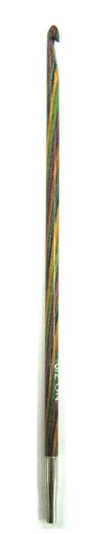 ニットプロ シンフォニー・ウッド 付け替え可能特別仕様アフガン針/ チュニジアン・クロッシェ(片かぎ針) 7/0号