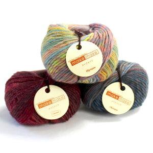 オリムパス毛糸 メイクメイク ページ2