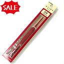 【期間限定セール!!】チューリップ ETIMO Red (エティモ レッド)単品 グリップ付きかぎ針 1/0号〜10/0号