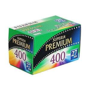 FUJIFILM (富士フイルム) SUPERRIA PREMIUM (スペリア プレミアム) 400 135 27枚撮 カラーネガフィルム 1本