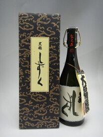 黒龍 大吟醸 しずく 日本酒 720ml