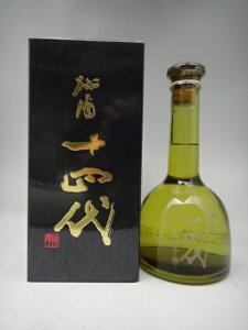 激レア 十四代 秘酒 純米大吟醸 500ml 高木酒造 2019年12月詰