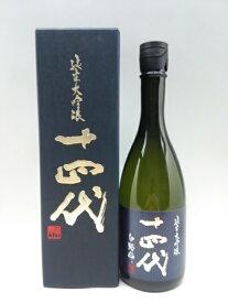 十四代 白鶴錦 純米大吟醸 720ml 日本酒 2019年詰