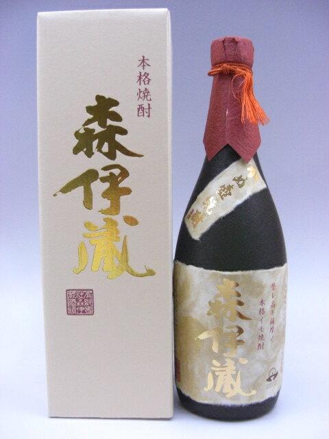 森伊蔵 金ラベル 720ml【森伊蔵酒造】【鹿児島県 芋焼酎】