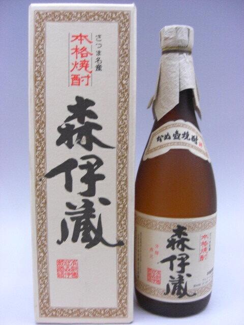 森伊蔵 25度 720ml【森伊蔵酒造】【鹿児島県 芋焼酎】