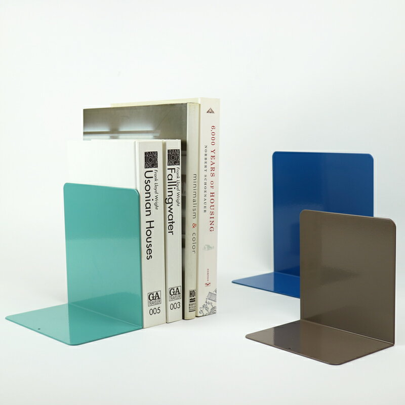 HAY Book End (3枚入) 本立て ブックエンド ヘイ 北欧