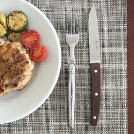 ICEL(イセル) 食卓用ナイフ ST05 ローズウッド