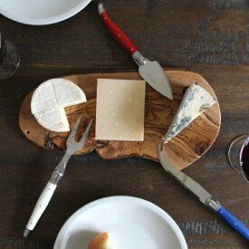ジャンデュボ ライヨール チーズナイフ&フォークセット チーズナイフ ギフト ライオール ラギオール フランス ギフト カトラリーセット