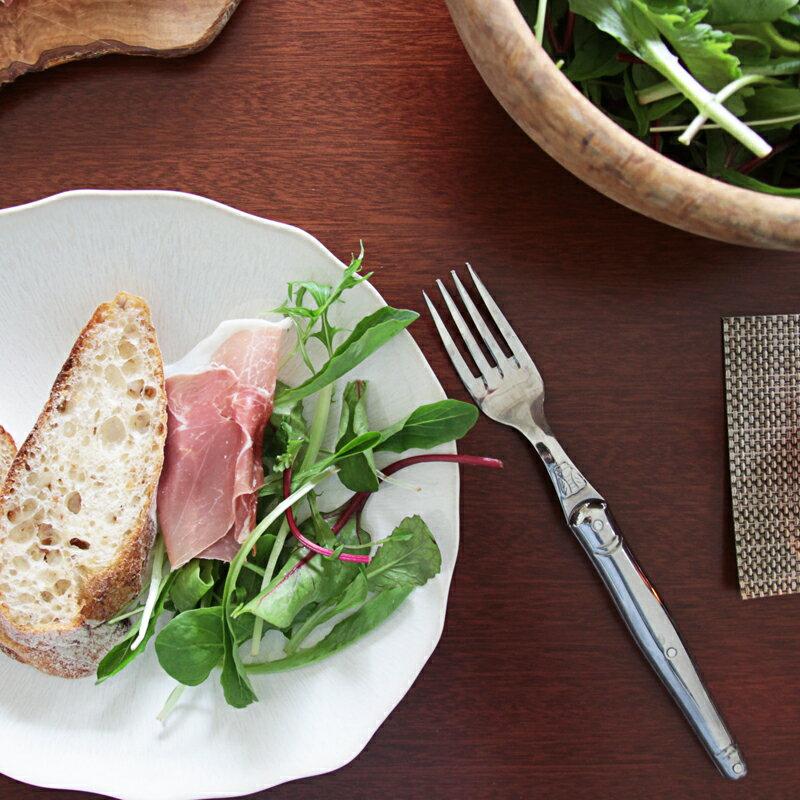 ジャンデュボ ライヨール ステンレス テーブルフォーク Jean Dubost Laguiole Table fork