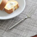 ジャンデュボ ライヨール ステンレス デザートフォーク Jean Dubost Laguiole Dessert fork