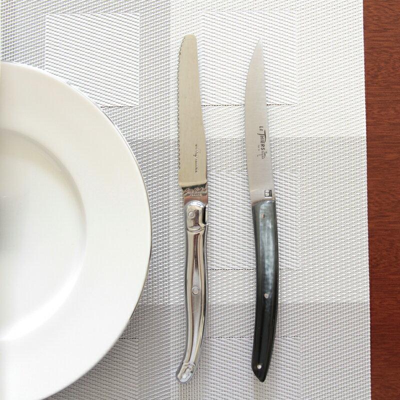 ジャンデュボ ライヨール ステンレス イングリッシュナイフ Jean Dubost Laguiole English Knife