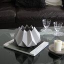 MENU Folded Vase LOW アッシュ