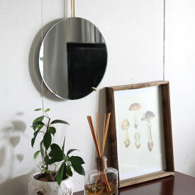 MOEBE WALL MIRROR ブラス 30cm