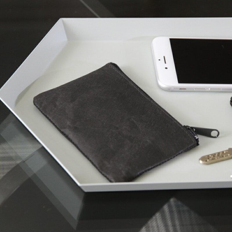 SIWA | 紙和 コインケース Wide 11.0×H8.3cm 約8g