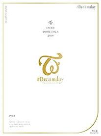 """【中古】TWICE DOME TOUR 2019 """"#Dreamday"""" in TOKYO DOME (初回限定盤Blu-ray)"""