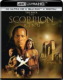 【中古】スコーピオンキング [4K UHD + Blu-ray ※4K UHDのみ日本語有り] (輸入版) -The Scorpion King 4K-