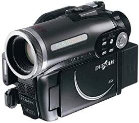 【中古】HITACHI DVDビデオカメラ DVDカム Wooo クリスタルブラック DZ-GX3300-B