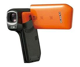 【中古】SANYO デジタルムービーカメラ Xacti ザクティ DMX-CG11 オレンジ DMX-CG11(D)