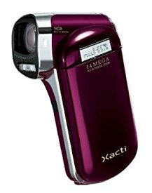 【中古】SANYO デジタルムービーカメラ Xacti CG110 レッド DMX-CG110(R)
