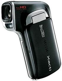 【中古】SANYO デジタルムービーカメラ Xacti CA100 K ブラック DMX-CA100(K)