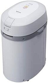 【中古】パナソニック 家庭用生ごみ処理機 リサイクラー グレー MS-N22-H