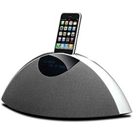 【中古】TEAC サウンドシステム Rhythm Arc mini iPhone/iPod対応 シルバー SR-80i-S