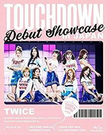 """【中古】TWICE DEBUT SHOWCASE """"Touchdown in JAPAN""""(Blu-ray)"""