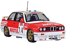 【中古】青島文化教材社 1/24 BEEMAXシリーズ No.18 BMW M3 E30 1989 ツール・ド・コルスラリー仕様 プラモデル