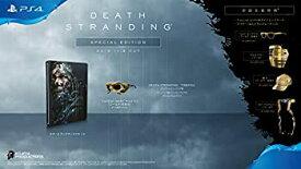 【中古】【PS4】DEATH STRANDING スペシャルエディション【早期購入特典】アバター(ねんどろいどルーデンス)/PlayStation4ダイナミックテーマ/ゲーム内ア