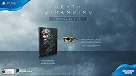 【中古】Death Stranding Special Edition (輸入版:北米) - PS4