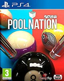 【中古】Pool Nation PS4 from England.
